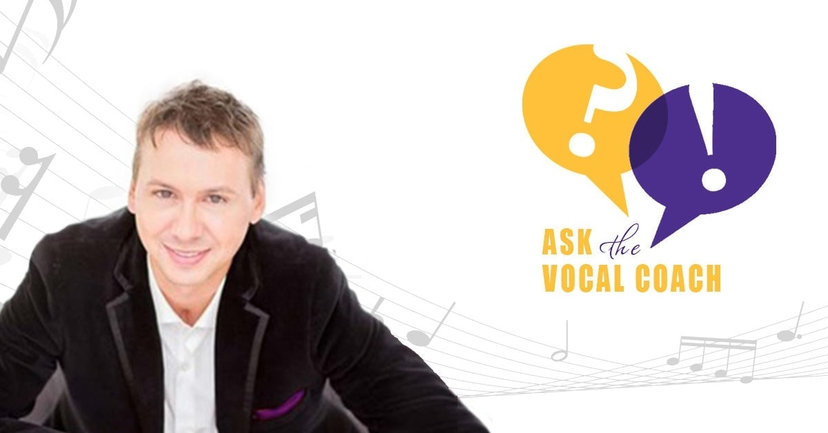 Mark David Williams - Ask the Vocal Coach