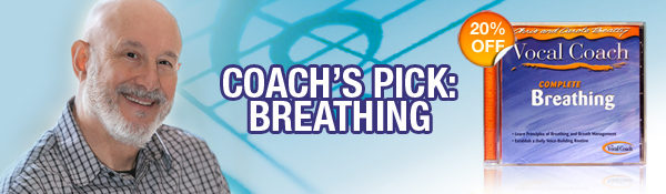 Complete Breathing Vocal Training