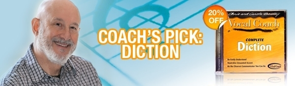 Coach's Pick: Complete Diction