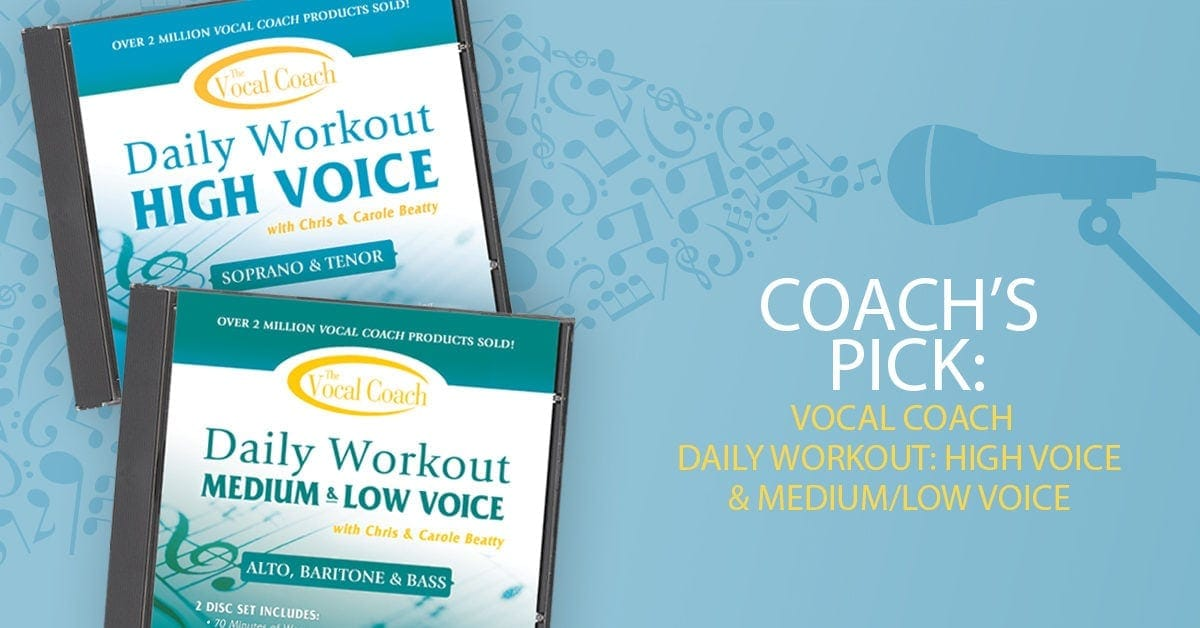 Vocal Coach's Pick: Daily Workout Voice