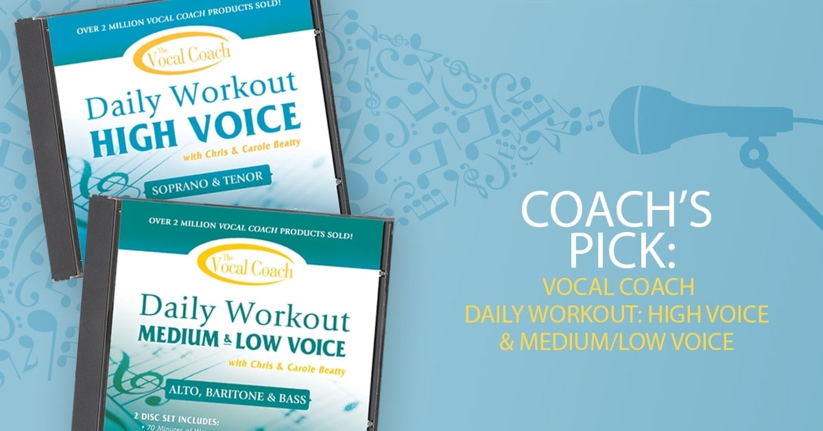 How to Use Vocal Coach Daily Workout