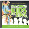 Teaching Kids to Sing Accompaniment Tracks Wholesale